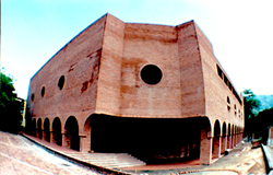 Panorámica del Coliseo